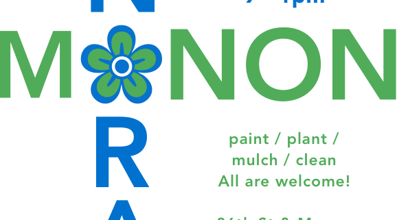 Nora Spring Cleanup 2017 Graphic