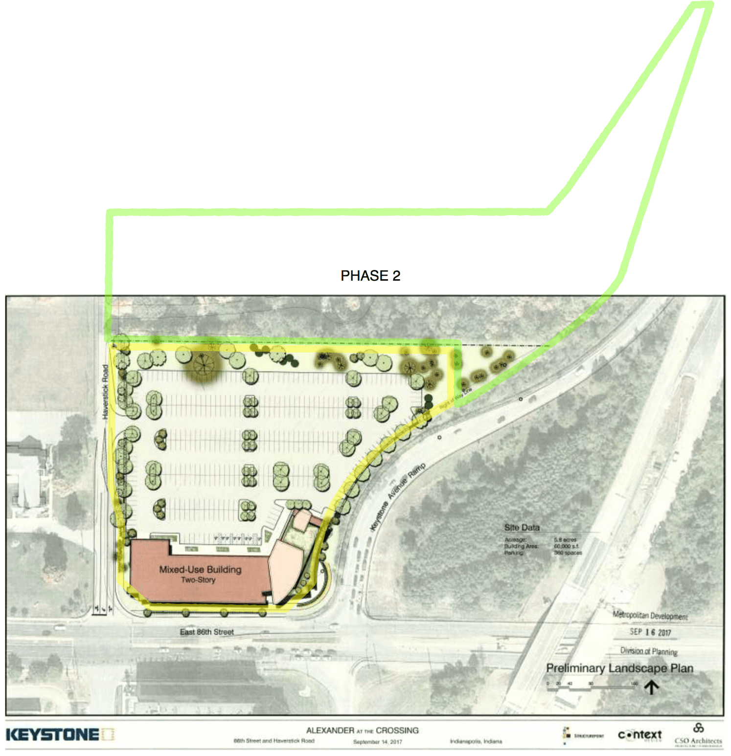 Alexander site plan w-phase2