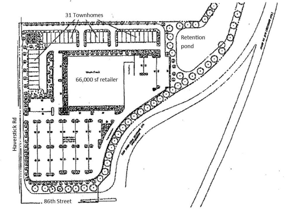 Kite site plan Haverstick